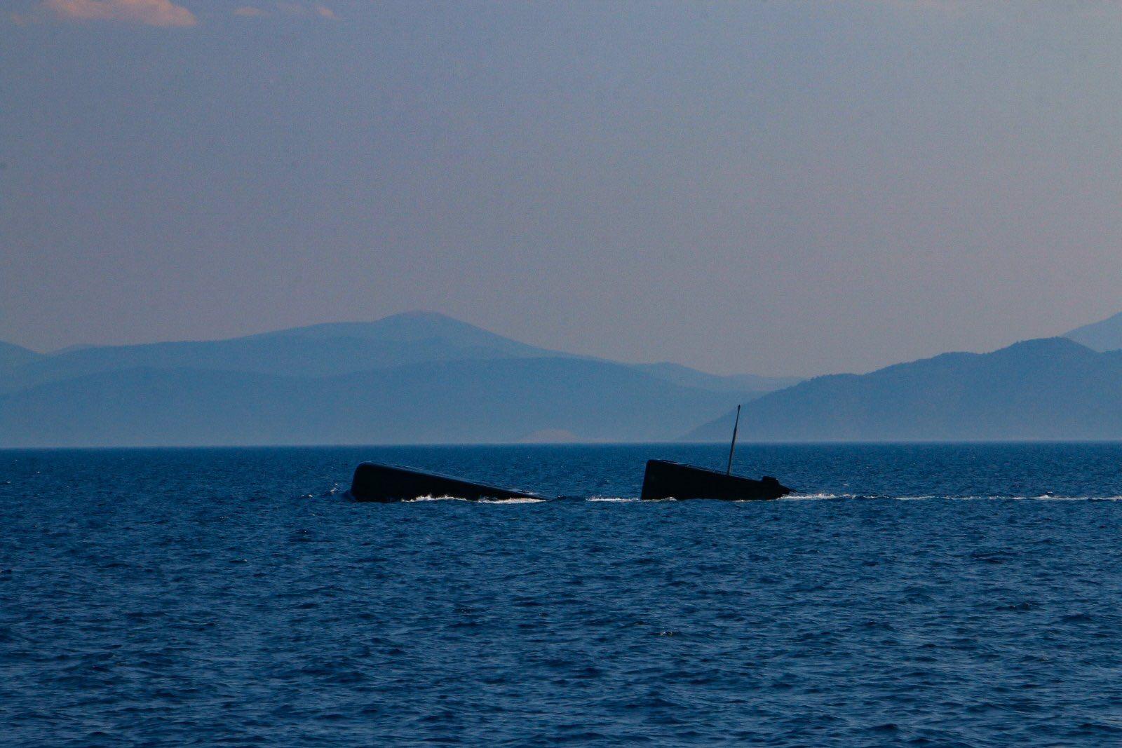 υποβρύχιο Πολεμικού Ναυτικού