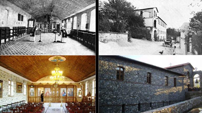 Καβάλα: Το εκπληκτικό χωριό του Αγίου Ανδρέα με τη δική του ιστορία στο Παγγαίο (Φωτό)