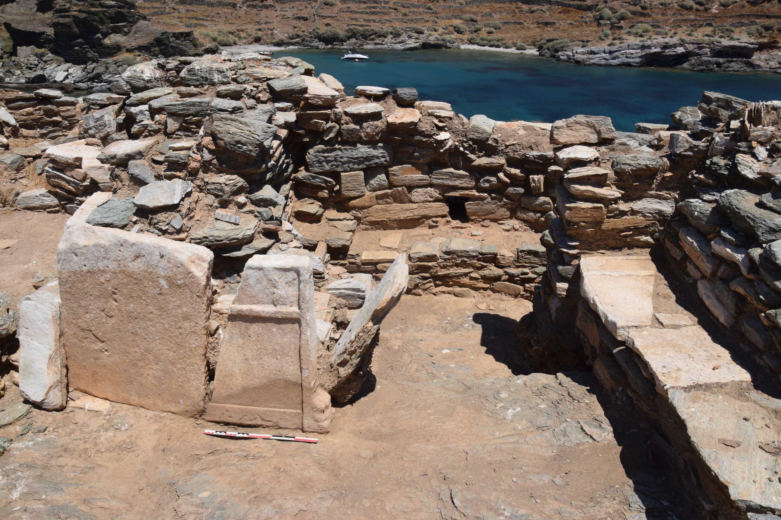 Κύθνος: Απίστευτες εικόνες - Τι διαπιστώνουν οι αρχαιολόγοι