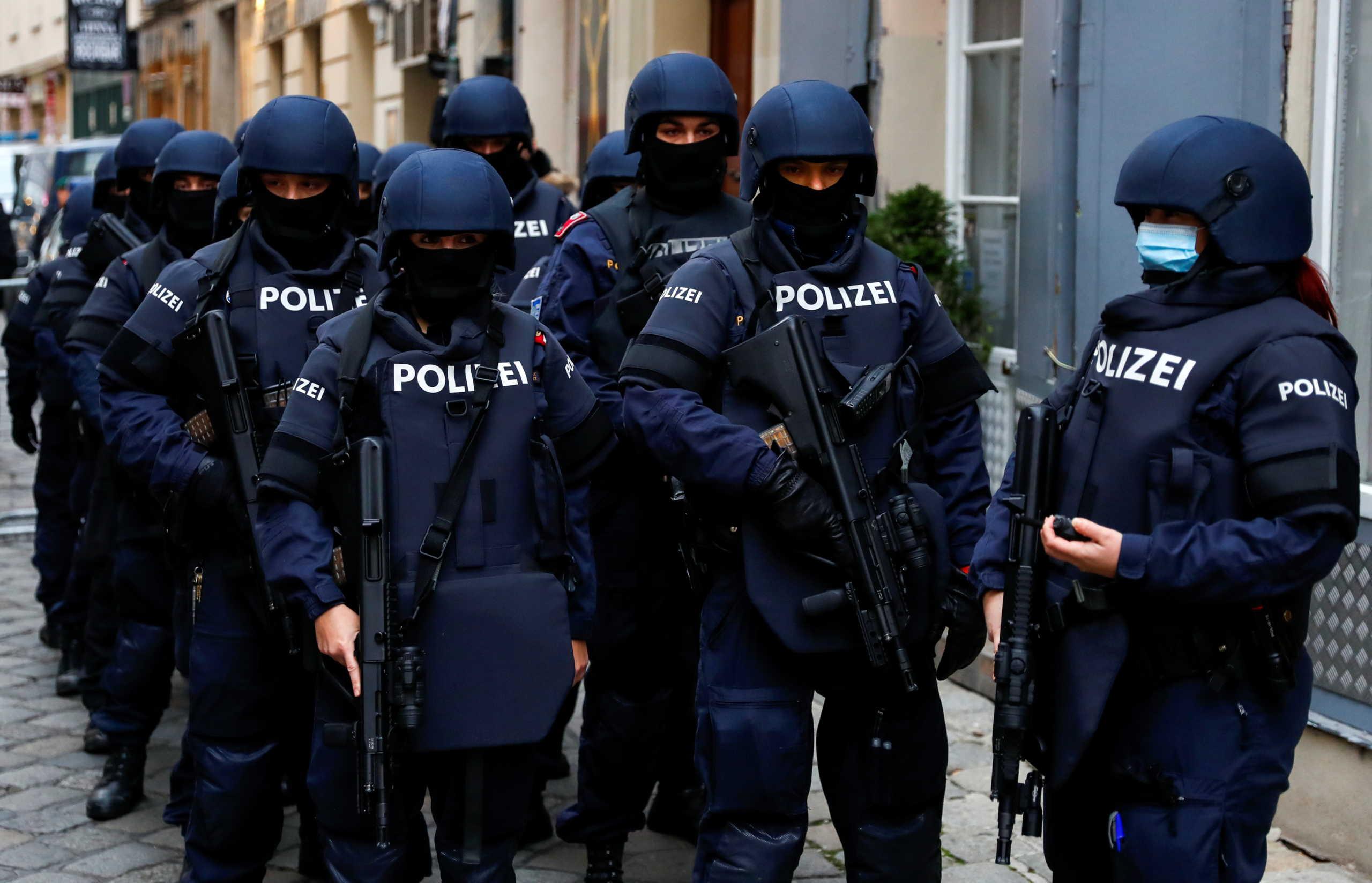 αστυνομικοί Αυστρία