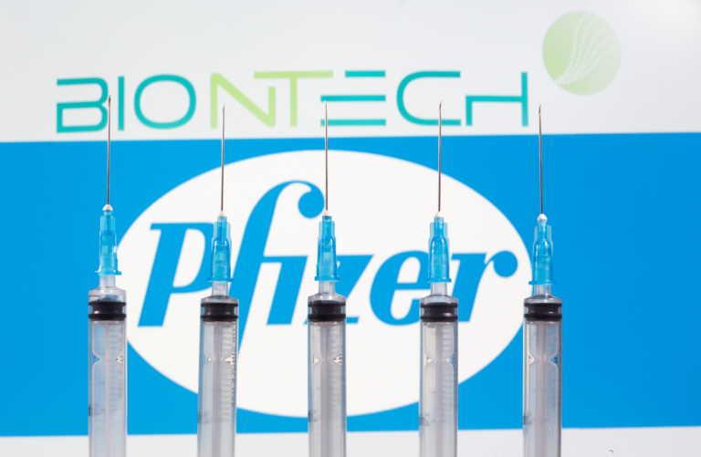 Biontech Pfizer εμβόλιο κορονοϊού