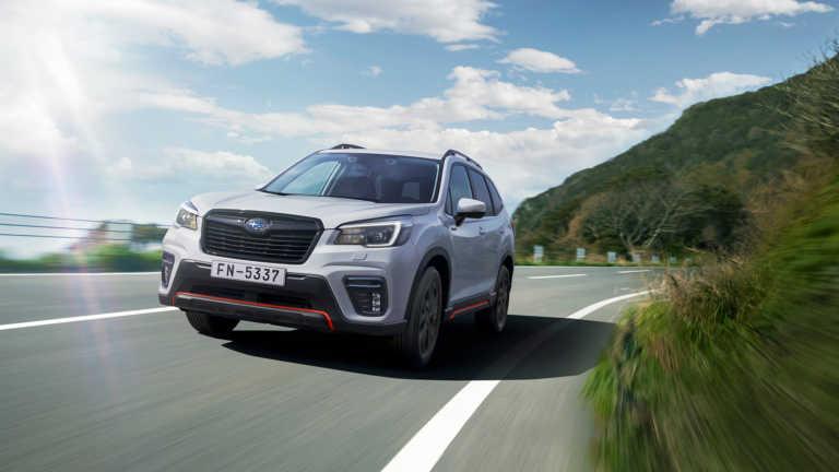 Νέα «περιπετειώδης» έκδοση για το υβριδικό Subaru Forester