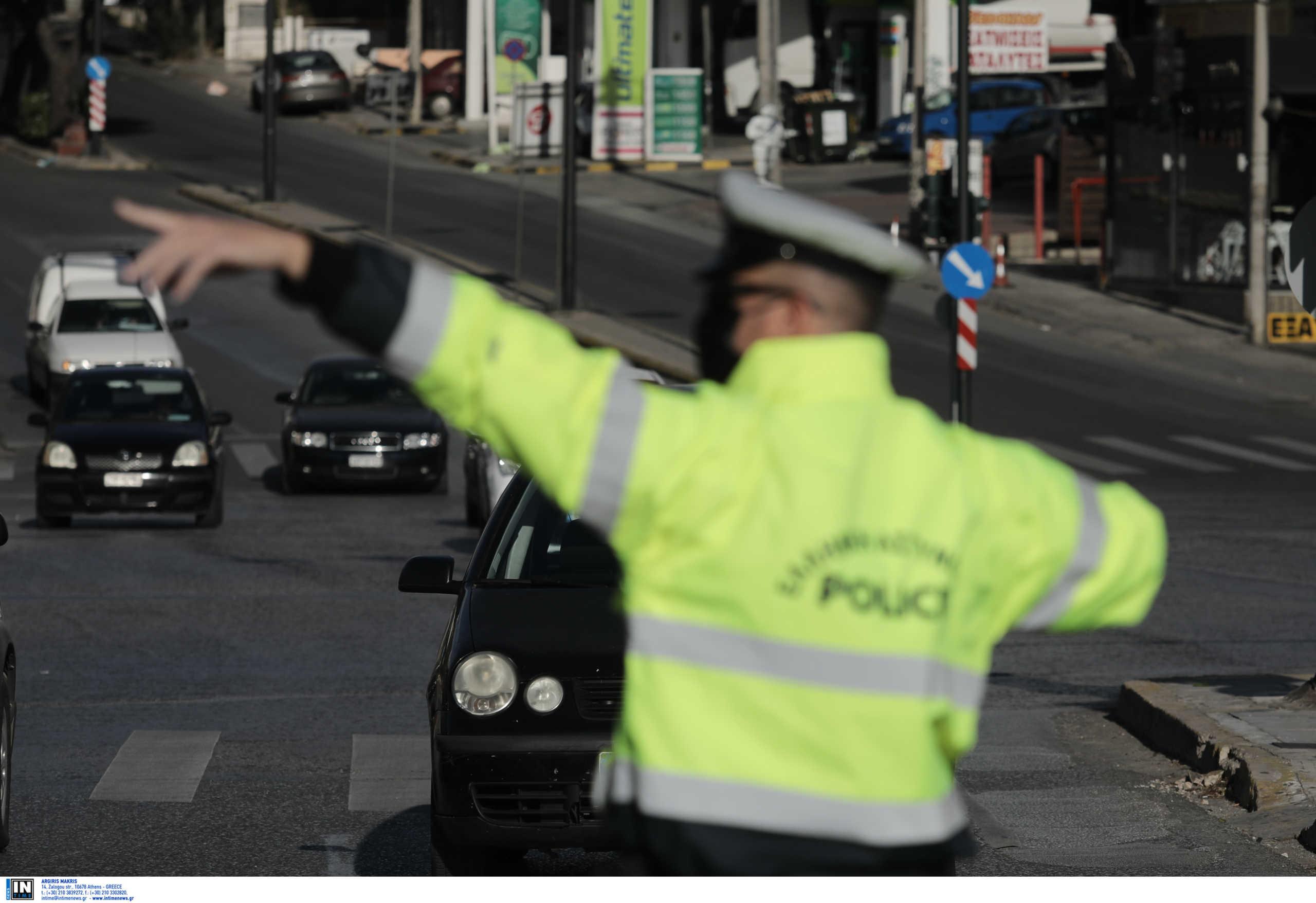 Θεσσαλονίκη: Το μπλόκο για το lockdown αποκάλυψε λαβράκι! Το αυτοκίνητο έκρυβε ένοχα μυστικά