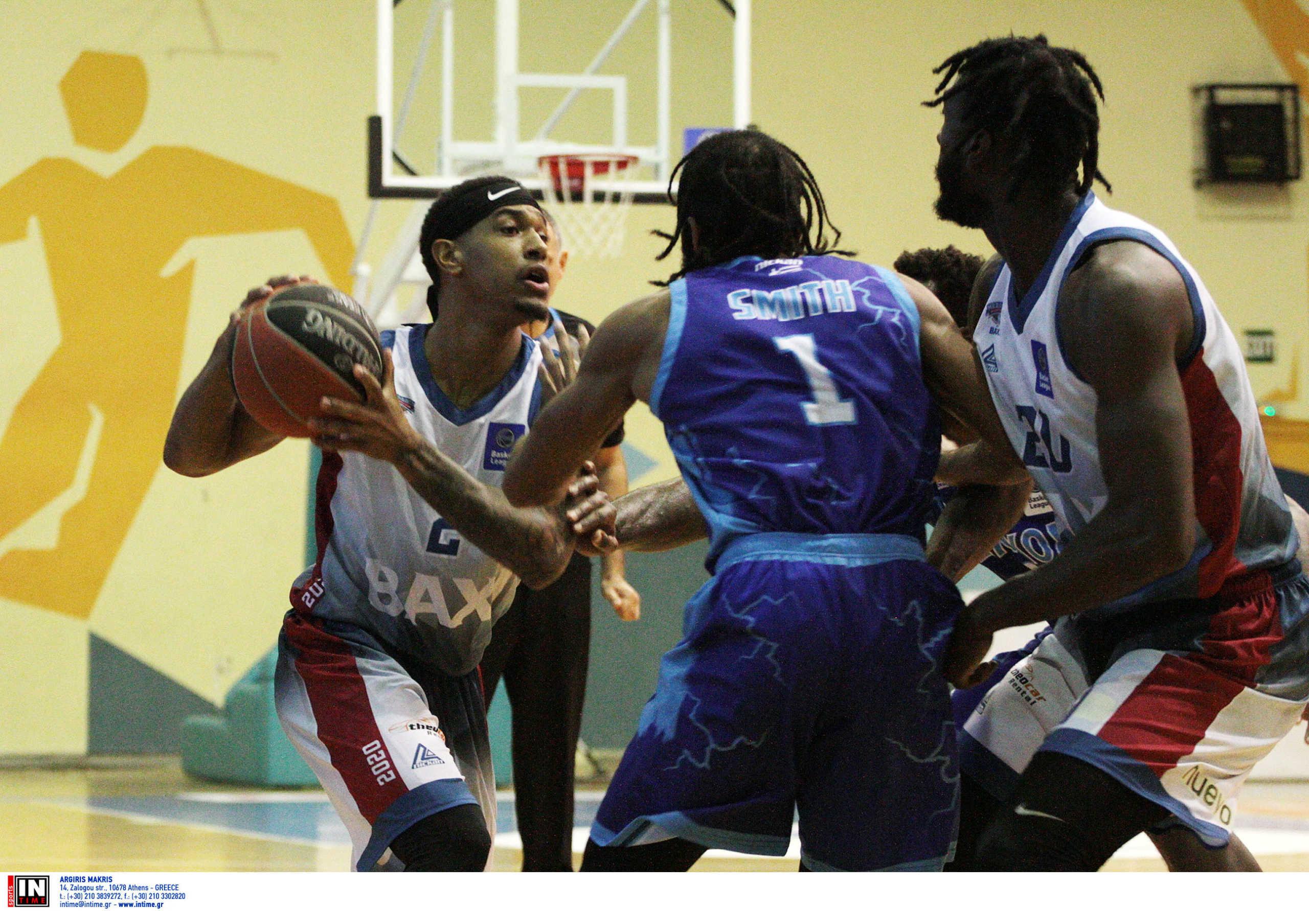 Τρελαίνει… κόσμο το αήττητο Μεσολόγγι – Νίκησε Ιωνικό και παρέμεινε στην κορυφή της Basket League
