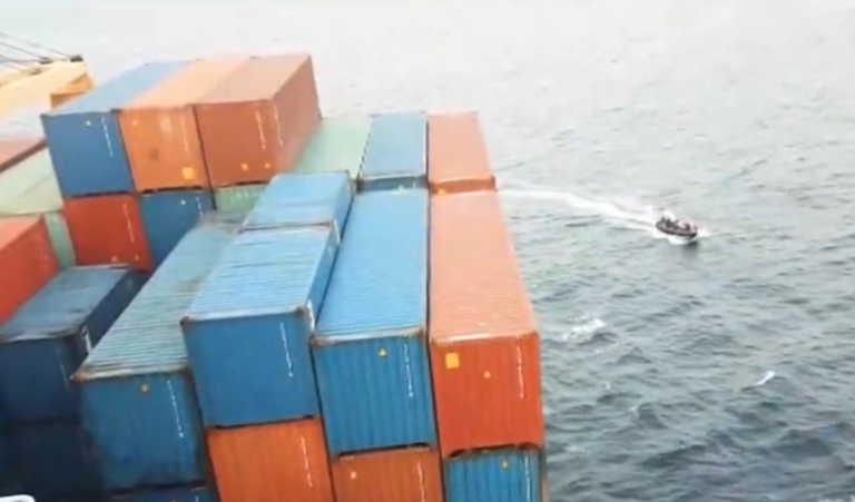 Αγωνία για τους Έλληνες ναυτικούς που κρατούνται όμηροι στη Νιγηρία (video)