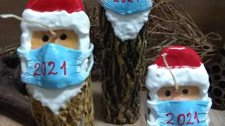 «Ο Άγιος Βασίλης φοράει μάσκα και έχει διεθνή άδεια μετακίνησης»
