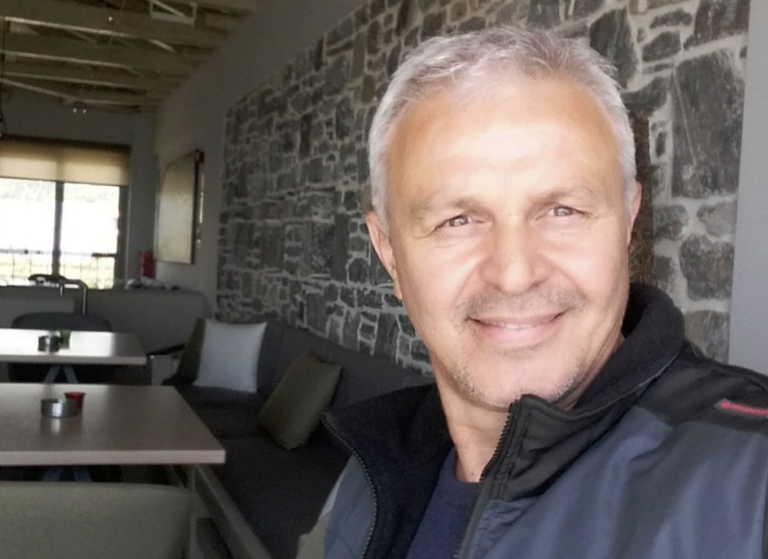 Θετικός στον κορονοϊό ο Γιάννης Αλεξούλης, αντιδήμαρχος Λάρισας και πρώην παίκτης της ΑΕΛ