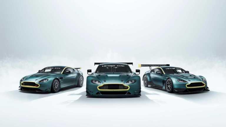 Αγόρασε σε πακέτο τρεις αγωνιστικές Aston Martin
