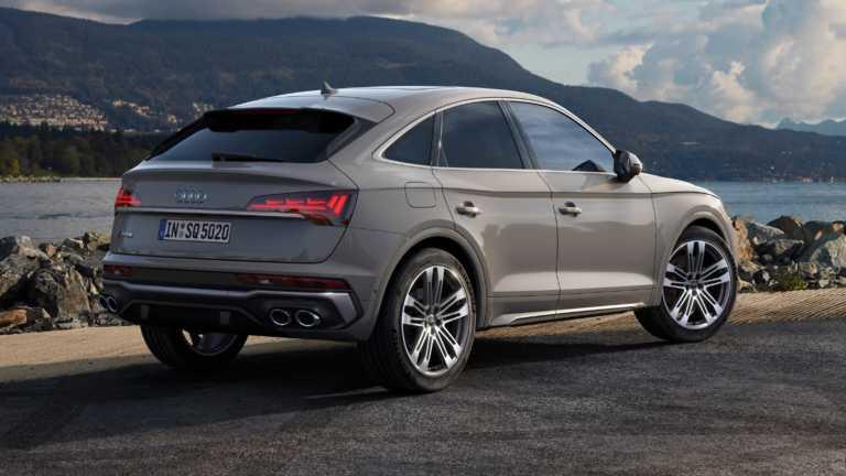 Νέο Audi SQ5 Sportback TDI