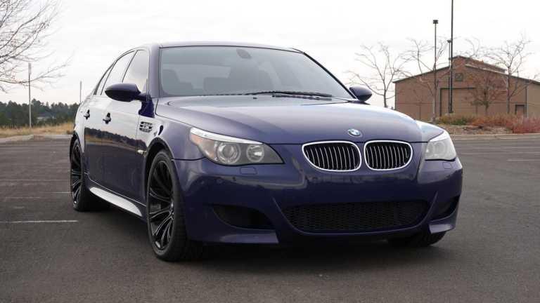 Θα αγοράζατε αυτή την BMW M5 για €12.000; [vid]