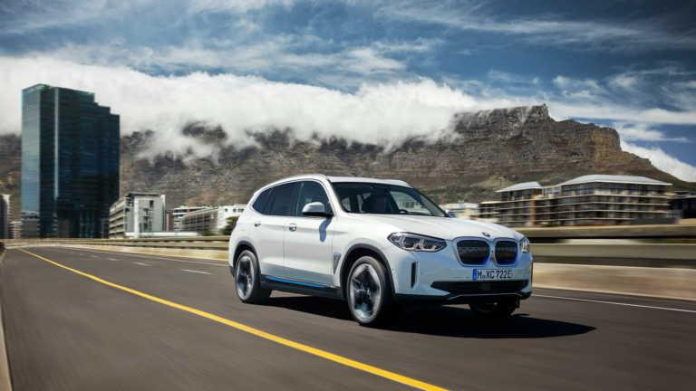 Δοκιμάζουμε το πρώτο ηλεκτρικό SUV της BMW