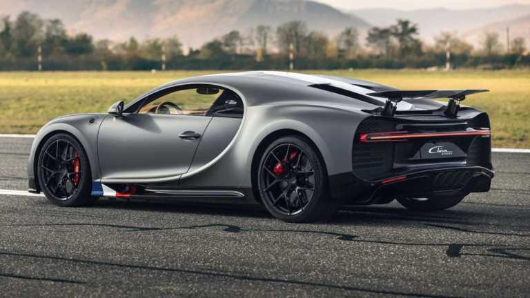 Η νέα έκδοση της Bugatti Chiron κοστίζει μόλις €2,88 εκατ.!