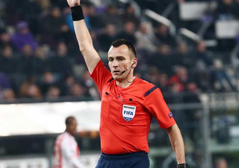 Άρης – Ολυμπιακός: Κροάτης διαιτητής με… ευχάριστες μνήμες για τους Θεσσαλονικείς στο ντέρμπι κορυφής