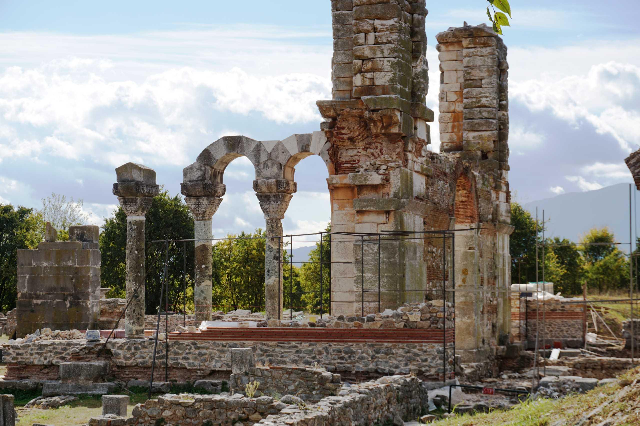 Καβάλα αρχαιολογικός χώρος