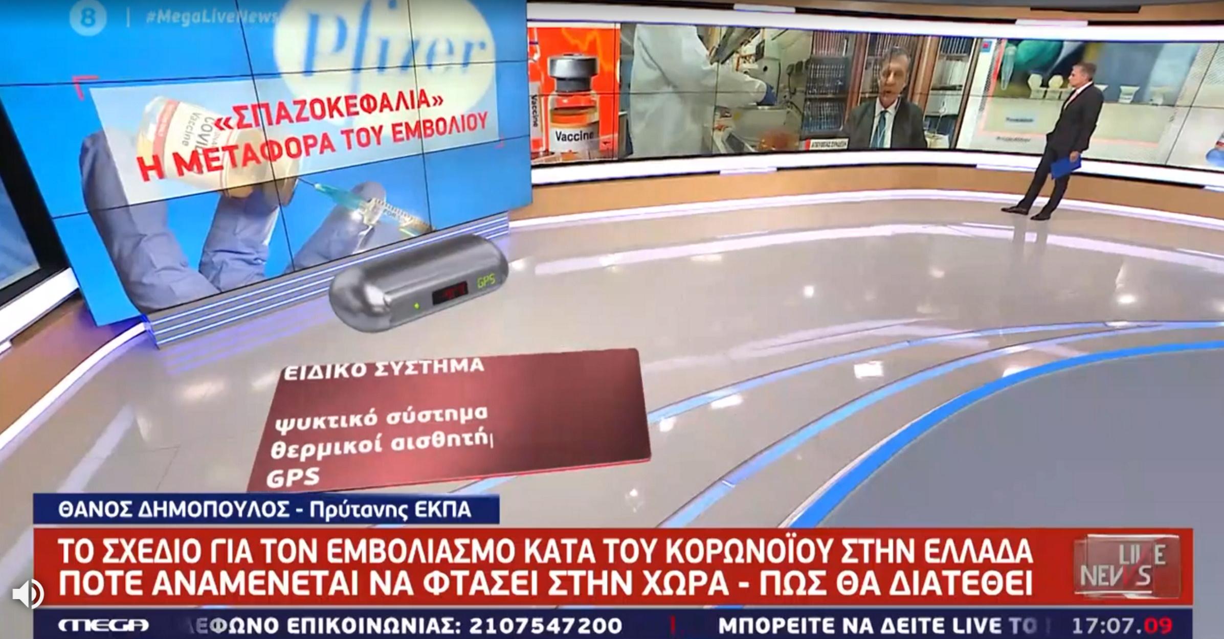 Θάνος Δημόπουλος