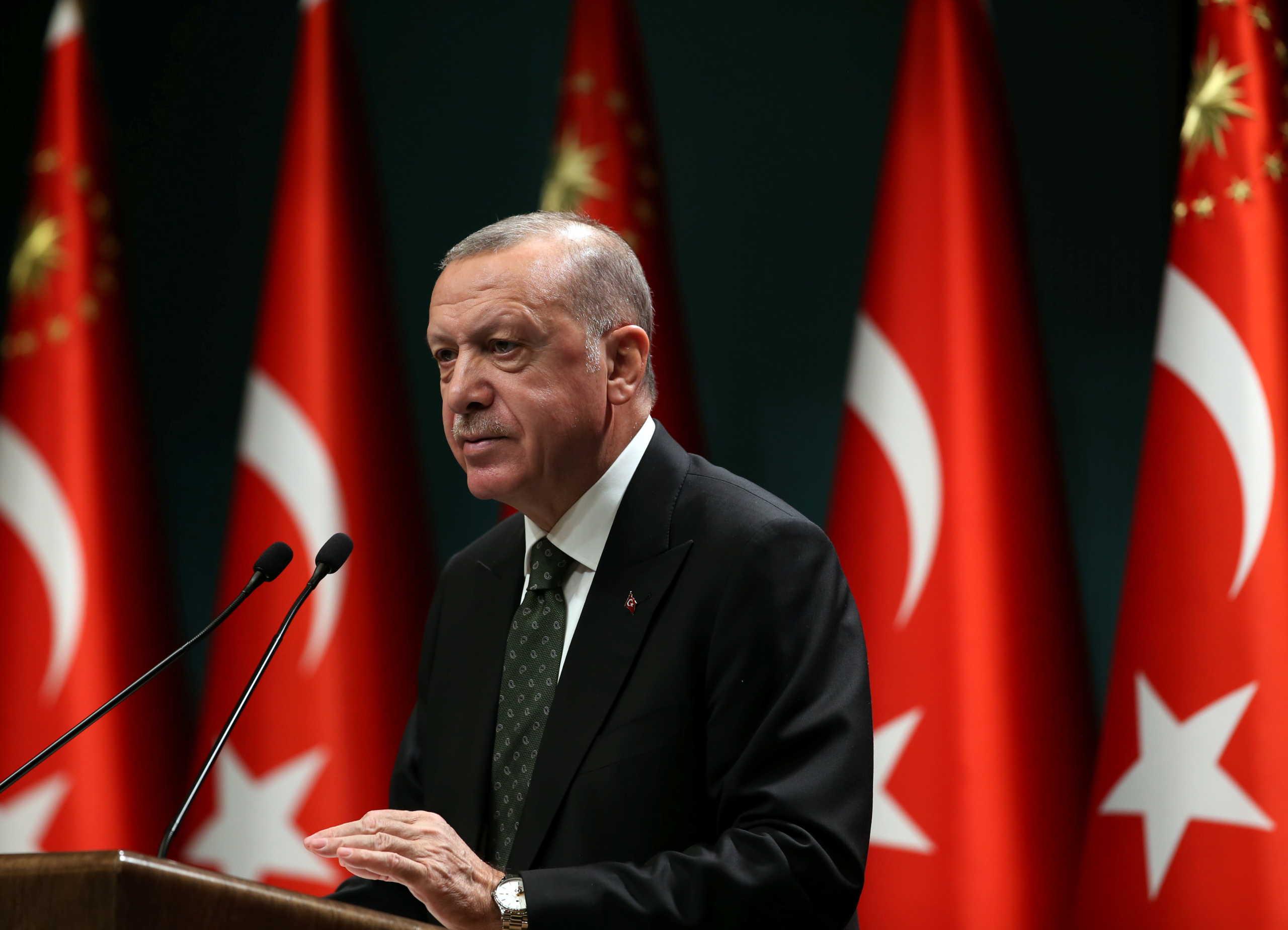 Επικοινωνία Ερντογάν –Σαλμάν για την βελτίωση των σχέσεων μετά τη δολοφονία Κασόγκι