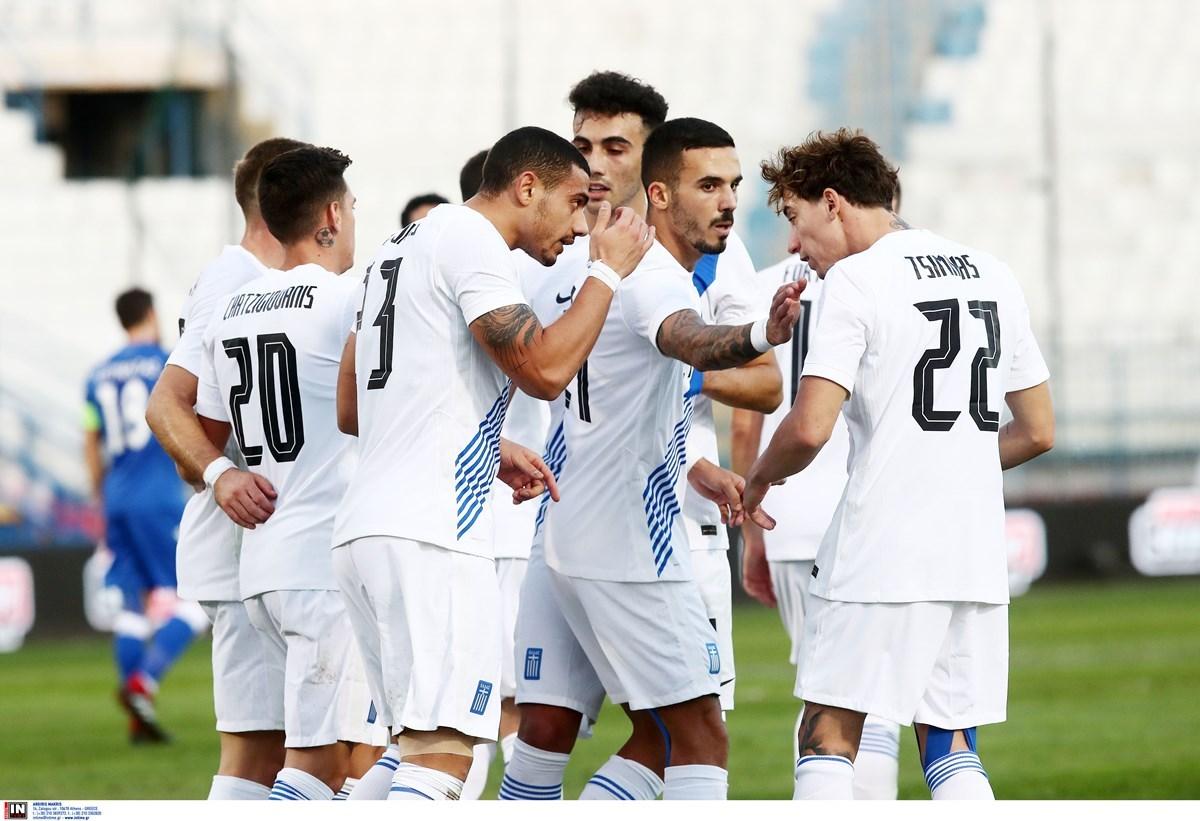 Εθνική ομάδα ποδοσφαίρου