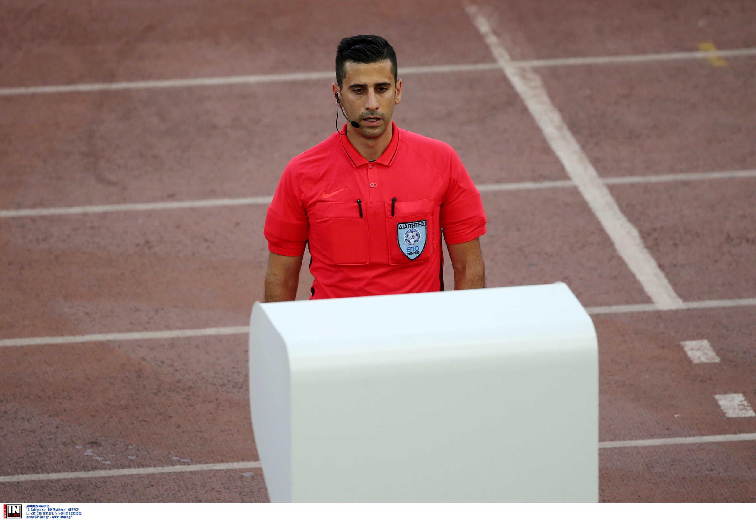 Ολυμπιακός – Παναθηναϊκός: Αιφνίδια αλλαγή του διαιτητή VAR λόγω κορονοϊού!