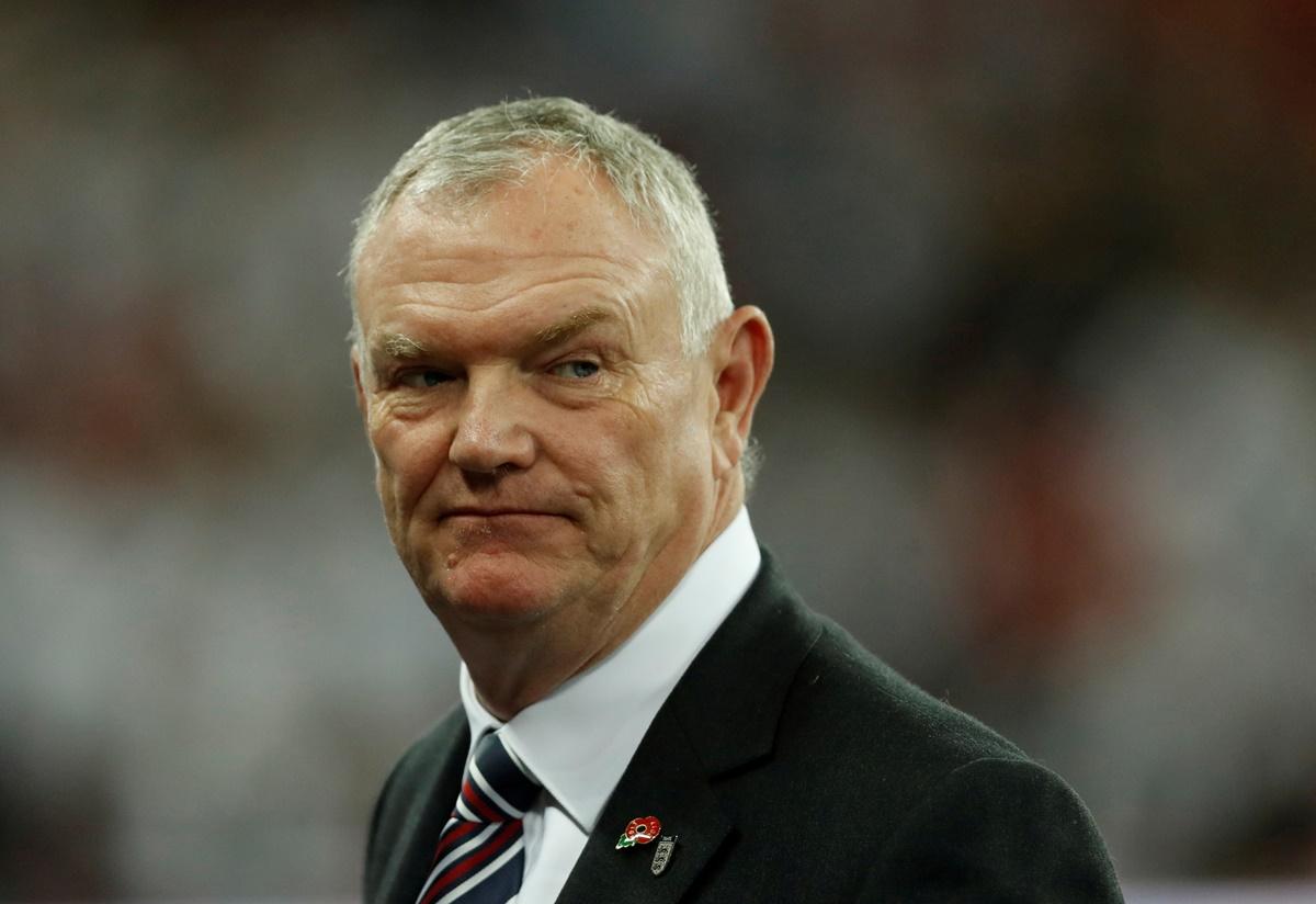 Κλαρκ, ο πρόεδρος της αγγλικής ποδοσφαιρικής ομοσπονδίας