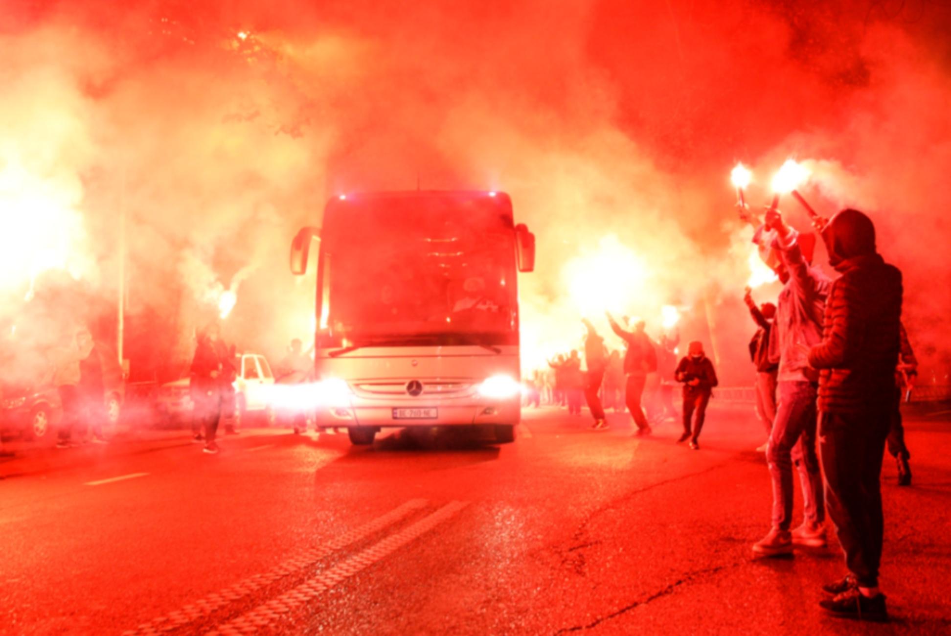 φωτιές Euro 2020