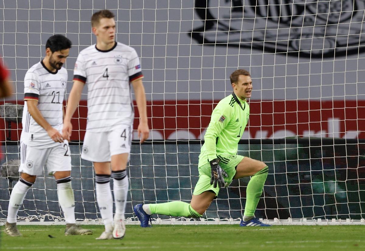 εθνική ομάδα Γερμανίας