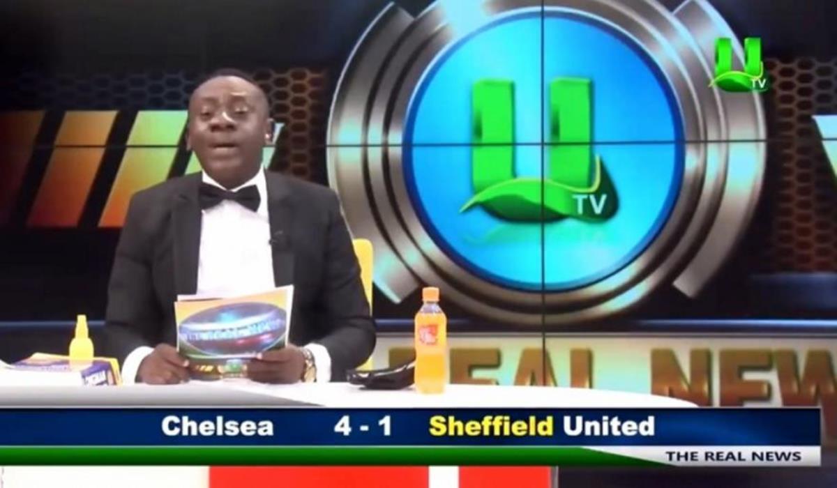 """Έπος! Γκανέζος παρουσιαστής """"παλεύει"""" να πει τις ομάδες της Premier League"""