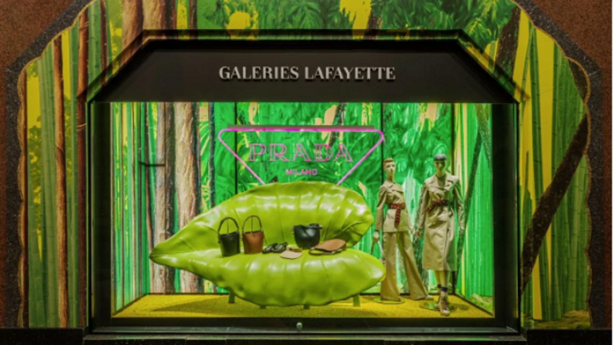 """Γαλλία: """"Μαύρη χρονιά"""" για τα πολυκαταστήματα Galeries Lafayette λόγω πανδημίας"""