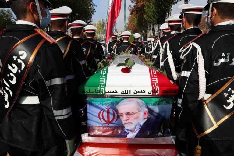 Μόσχα: Κατηγορηματική καταδίκη της δολοφονίας του Ιρανού πυρηνικού επιστήμονα