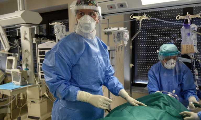 Κορονοϊός: Άμεση η ανταπόκριση των ιδιωτών γιατρών ΜΕΘ για πρόσληψη αορίστου χρόνου στα δημόσια νοσοκομεία