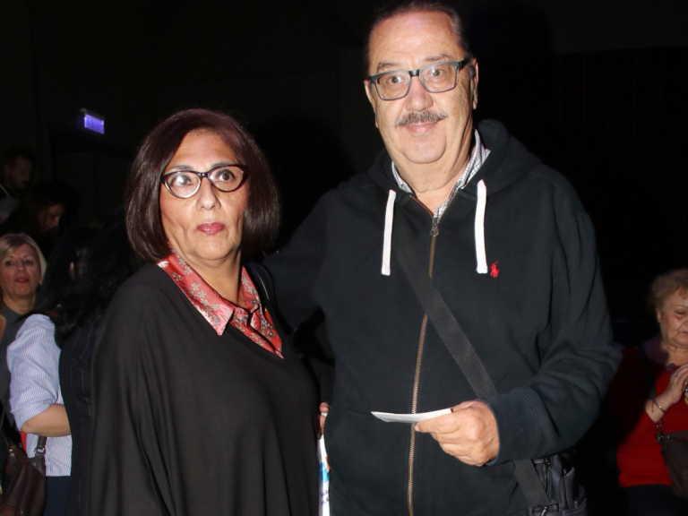 Η συγκινητική εξομολόγηση του ηθοποιού, Τάσου Κωστή για τη μάχη της συζύγου του με τον καρκίνο