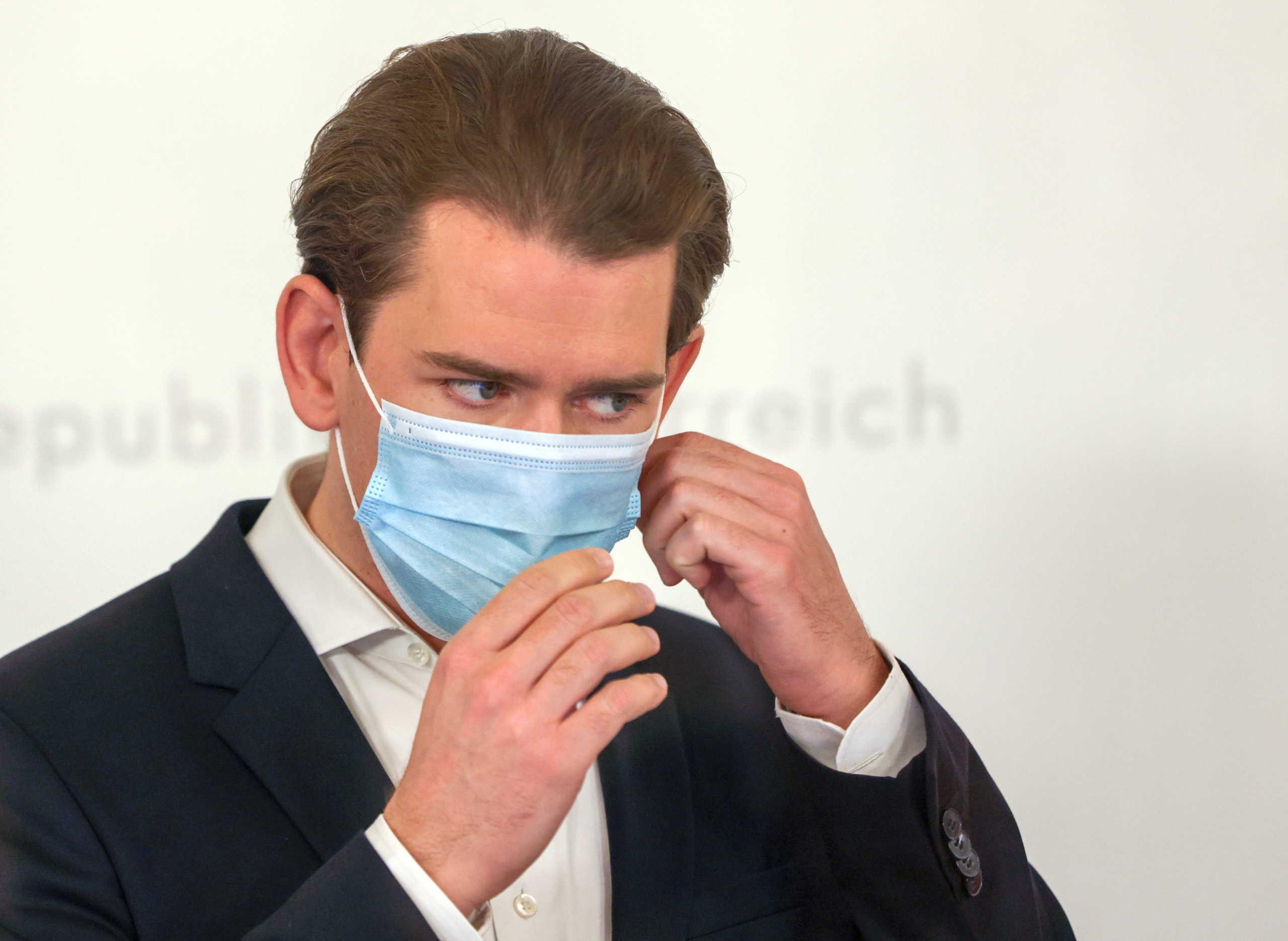 Αυστρία: Με την έναρξη των εμβολιασμών για τον κορονοϊό δεν τελειώνει η πανδημία!
