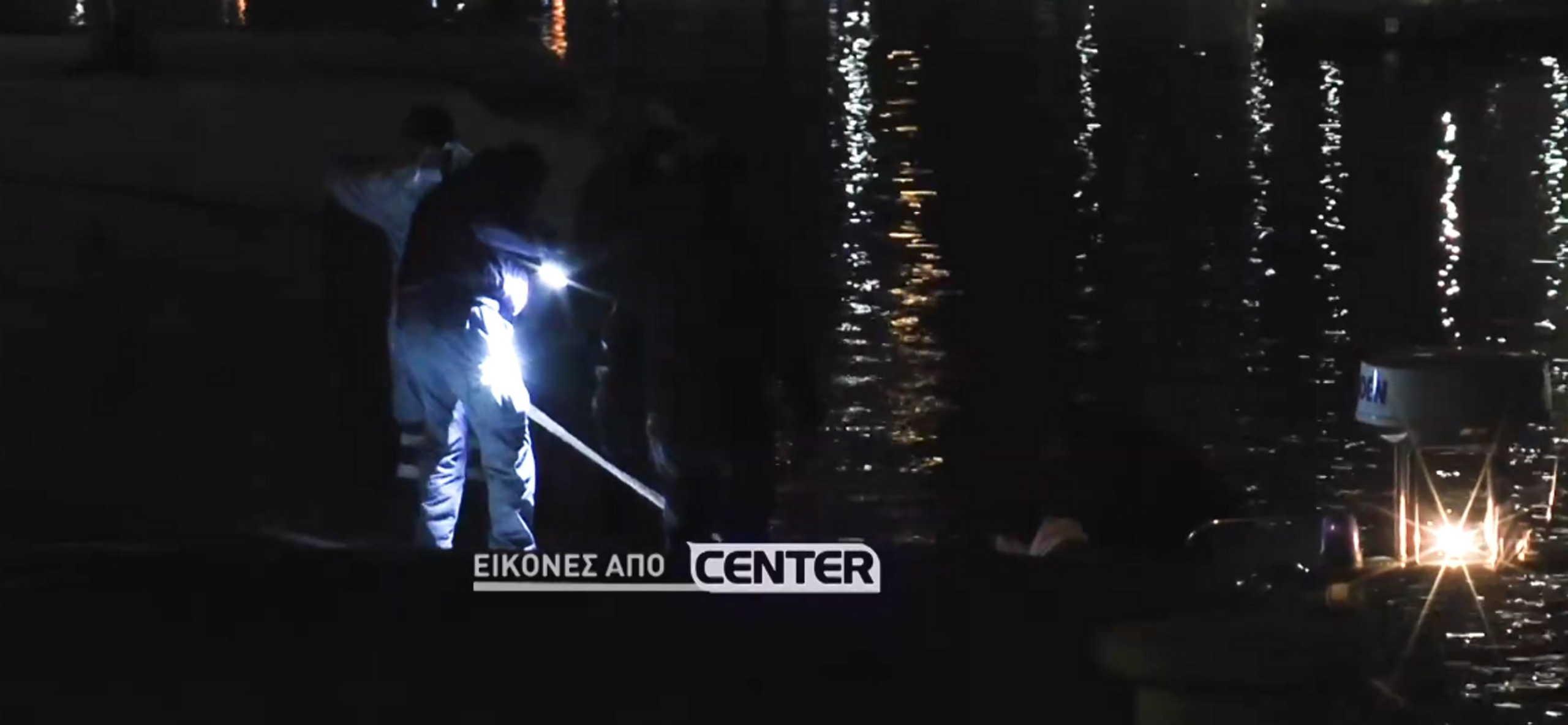 Μυστήριο με νεκρή 89χρονη μέσα στο λιμάνι της Καβάλας (video)