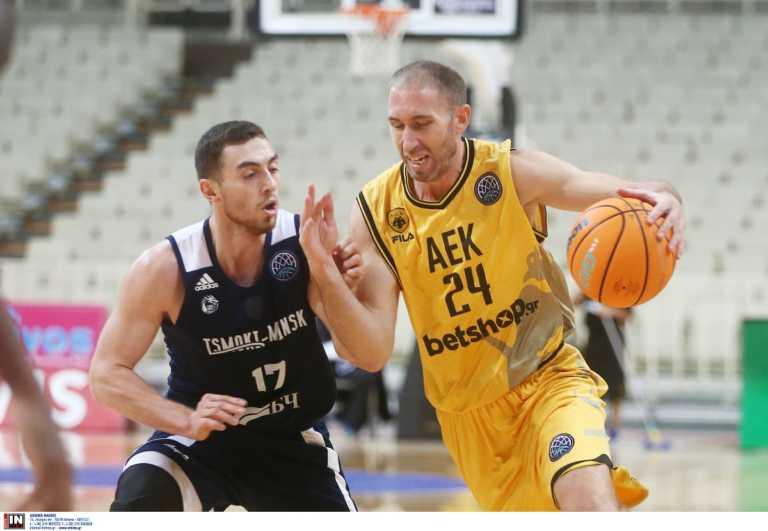 ΑΕΚ: Λοτζέσκι αντί Μορέιρα στη Basket League