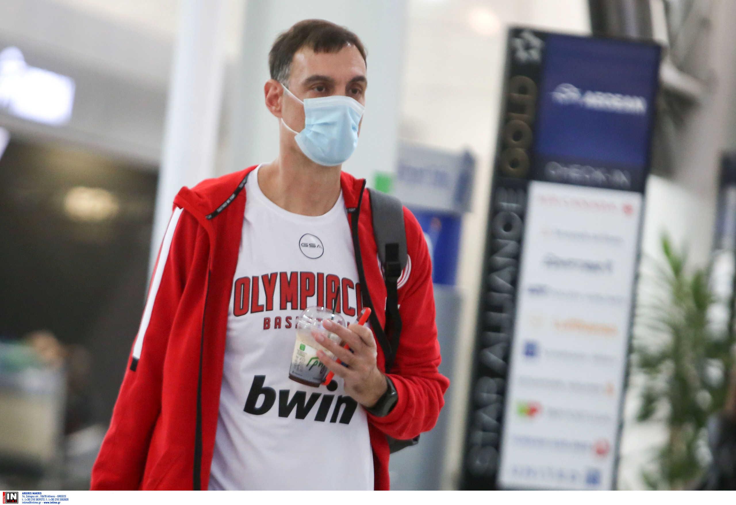 Ολυμπιακός: «Η Βαλένθια παίζει τελικό με εμάς» δήλωσε ο Μπαρτζώκας