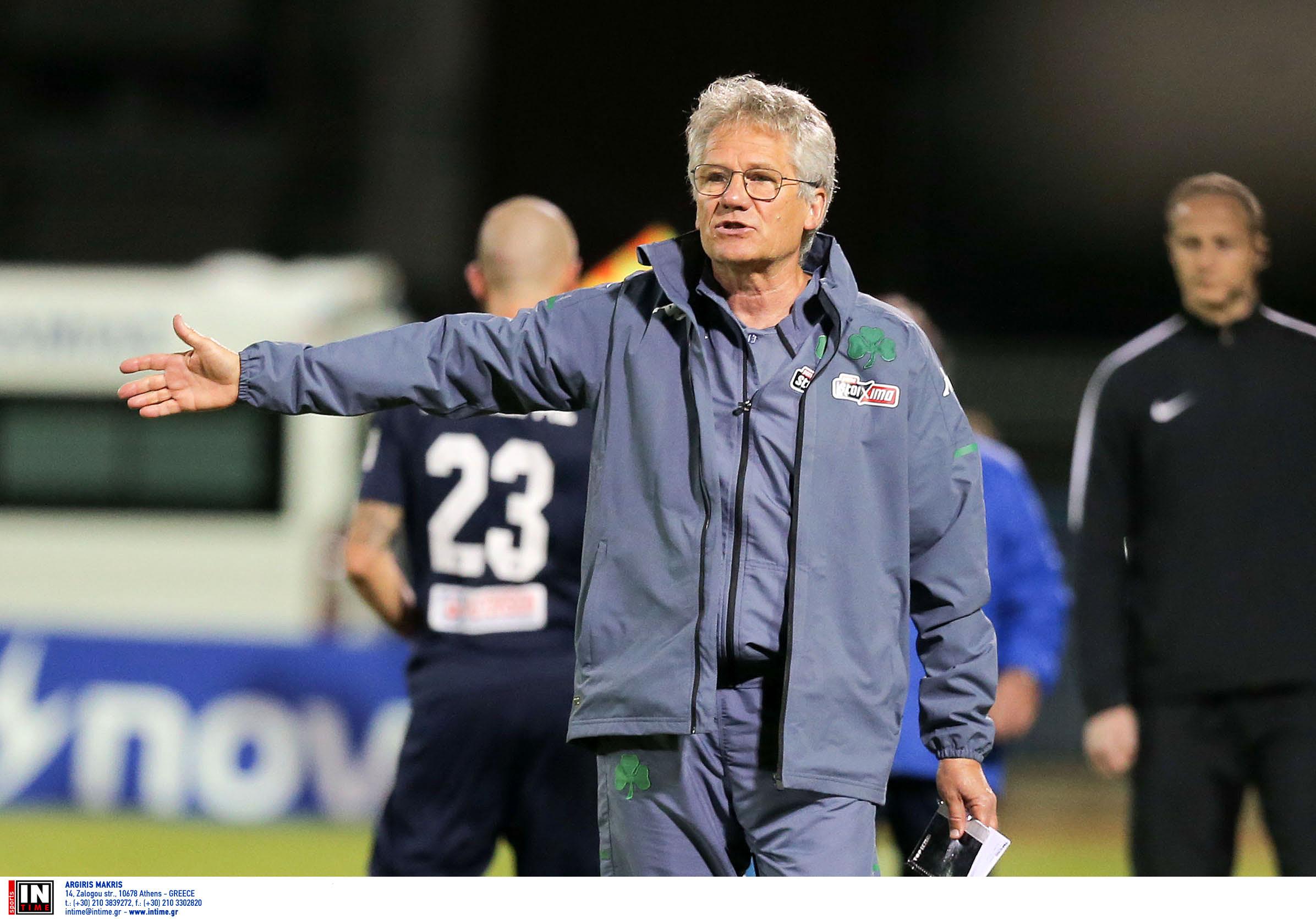Μπόλονι: «Ο Παναθηναϊκός χρειάζεται 2-3 βασικούς παίκτες»