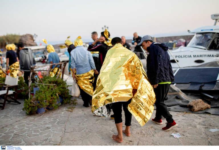 Frontex: Σημαντική μείωση των μεταναστευτικών ροών στην Ελλάδα και την Ανατολική Μεσόγειο το 2020