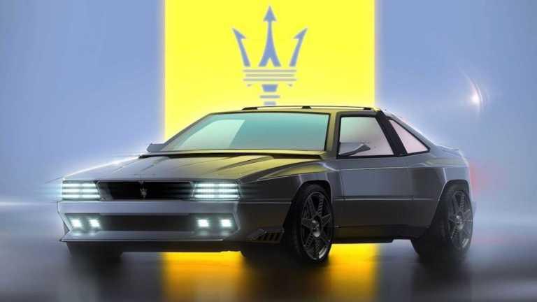 Τι ετοιμάζει η Maserati με βάση ένα παλιό της μοντέλο;