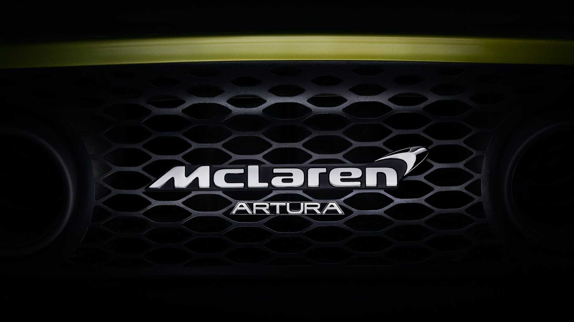 Artura: Το υβριδικό υπεραυτοκίνητο της McLaren