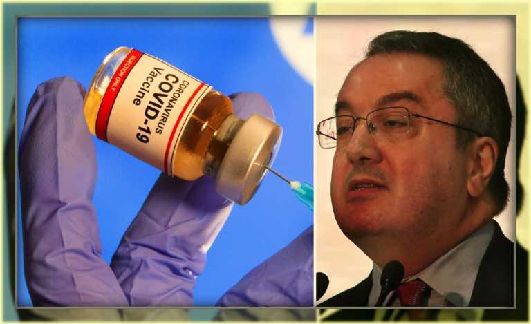 Κορονοϊός: Τα εμβόλια mRNA μπορούν να μεταφέρουν τον κορονοϊό; Τι απαντά ο Ηλίας Μόσιαλος