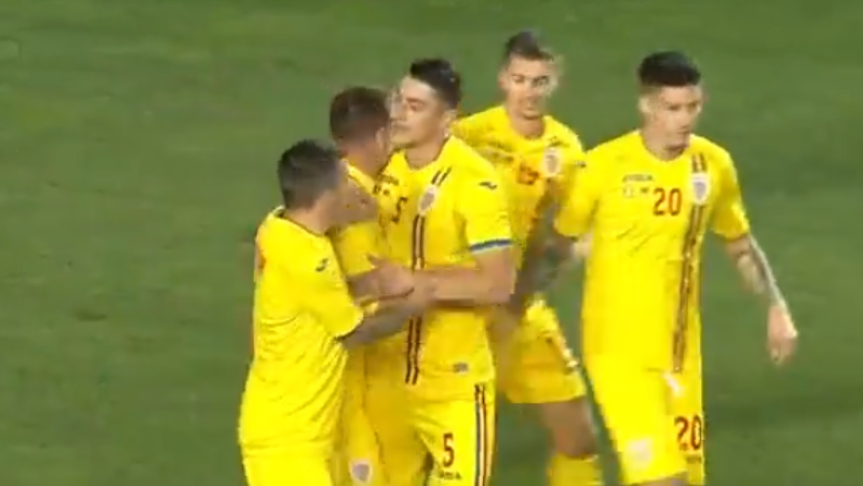 Νεντελτσιάρου… on fire! Δυο γκολ και ασίστ ο αμυντικός της ΑΕΚ με Ρουμανία