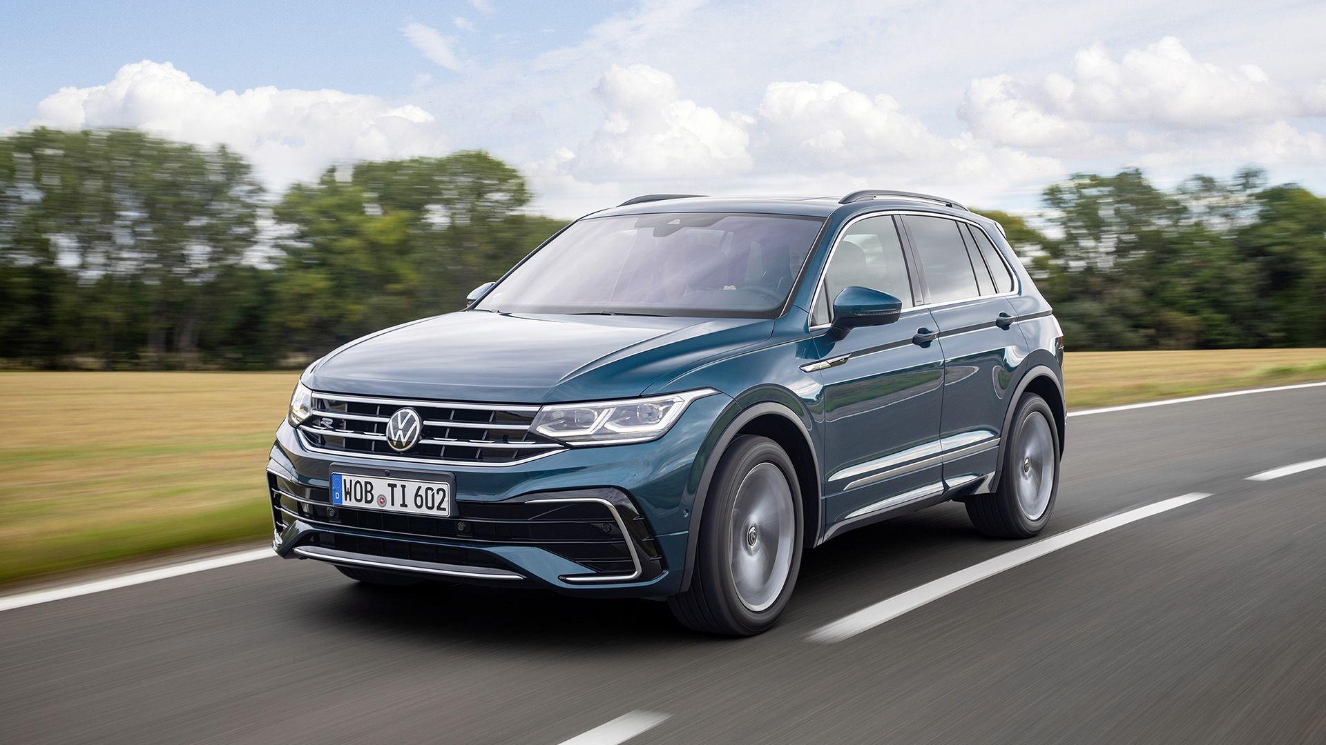 Στην Ελλάδα το ανανεωμένο VW Tiguan – Αναλυτικός τιμοκατάλογος