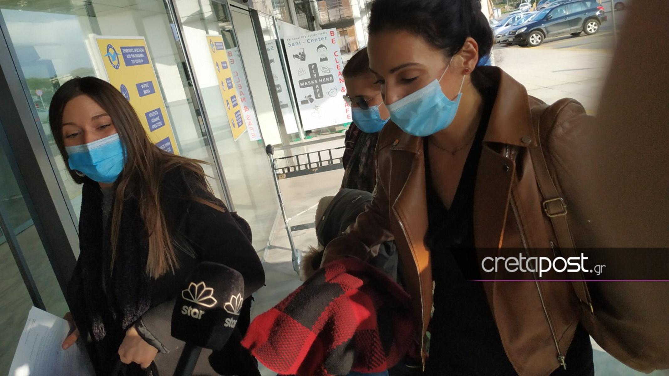 """Αναχώρησαν για Θεσσαλονίκη οι 10 νοσηλεύτριες ΜΕΘ απ' την Κρήτη: """"Ευχηθείτε μας καλή τύχη""""! (pics, video)"""
