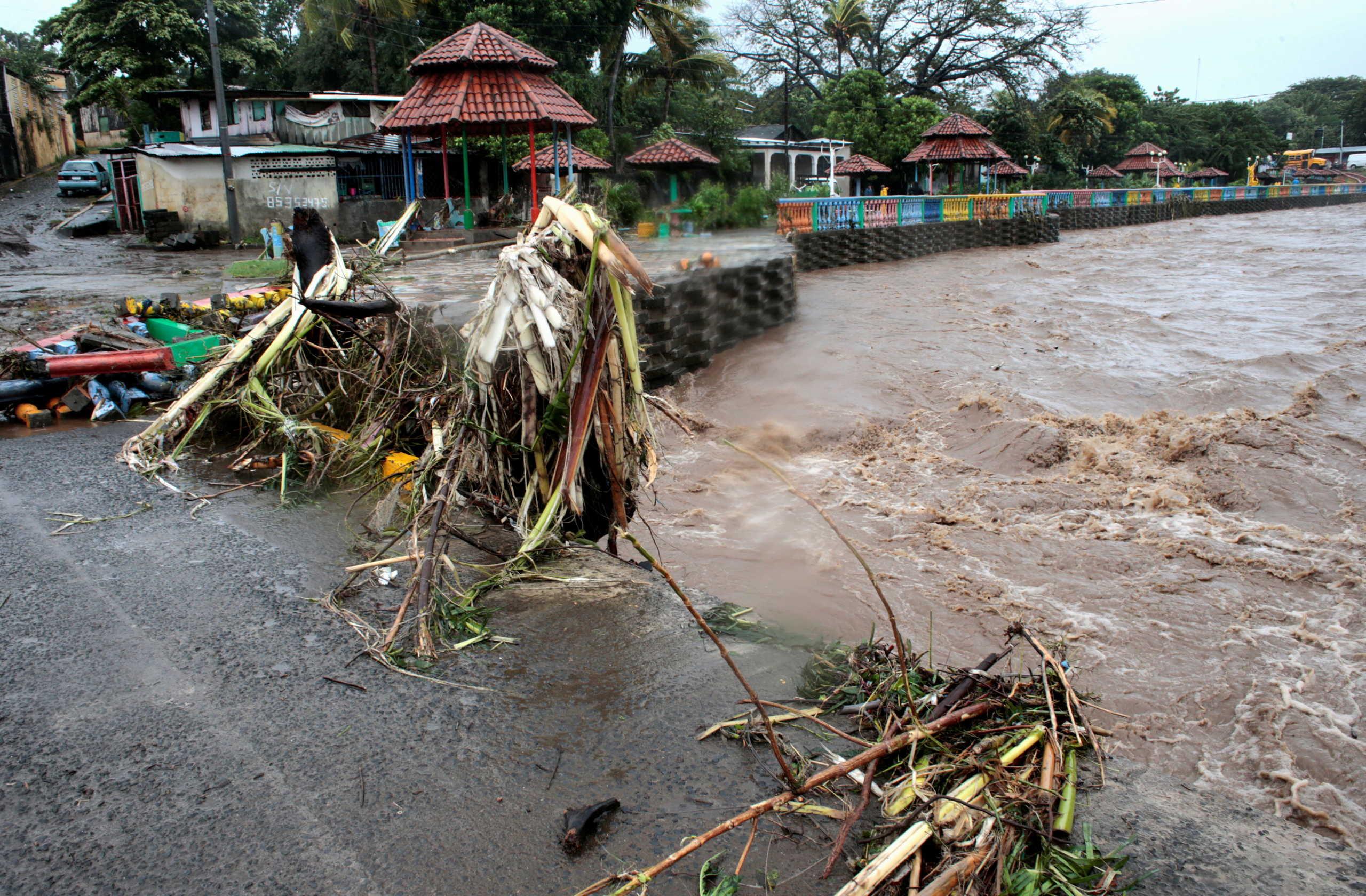 Νικαράγουα κυκλώνας