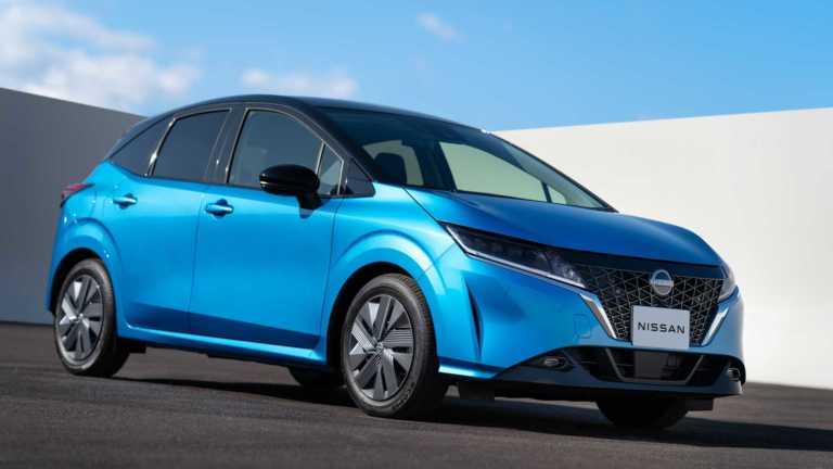 Νέο Nissan Note με εξηλεκτρισμένα συστήματα κίνησης [vid]