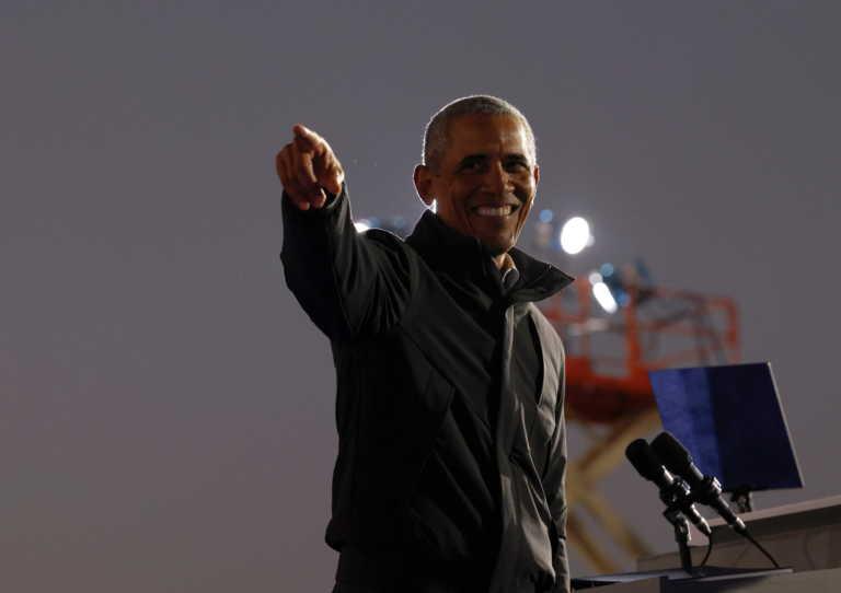 Η λίστα Ομπάμα με τα 44 τραγούδια για… το ντους