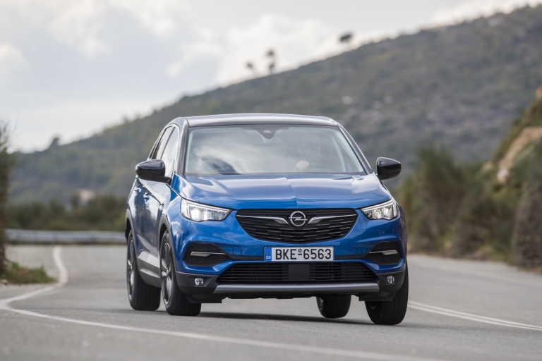 Δοκιμάζουμε το αυτόματο Opel Grandland X 1.5 Diesel [pics]