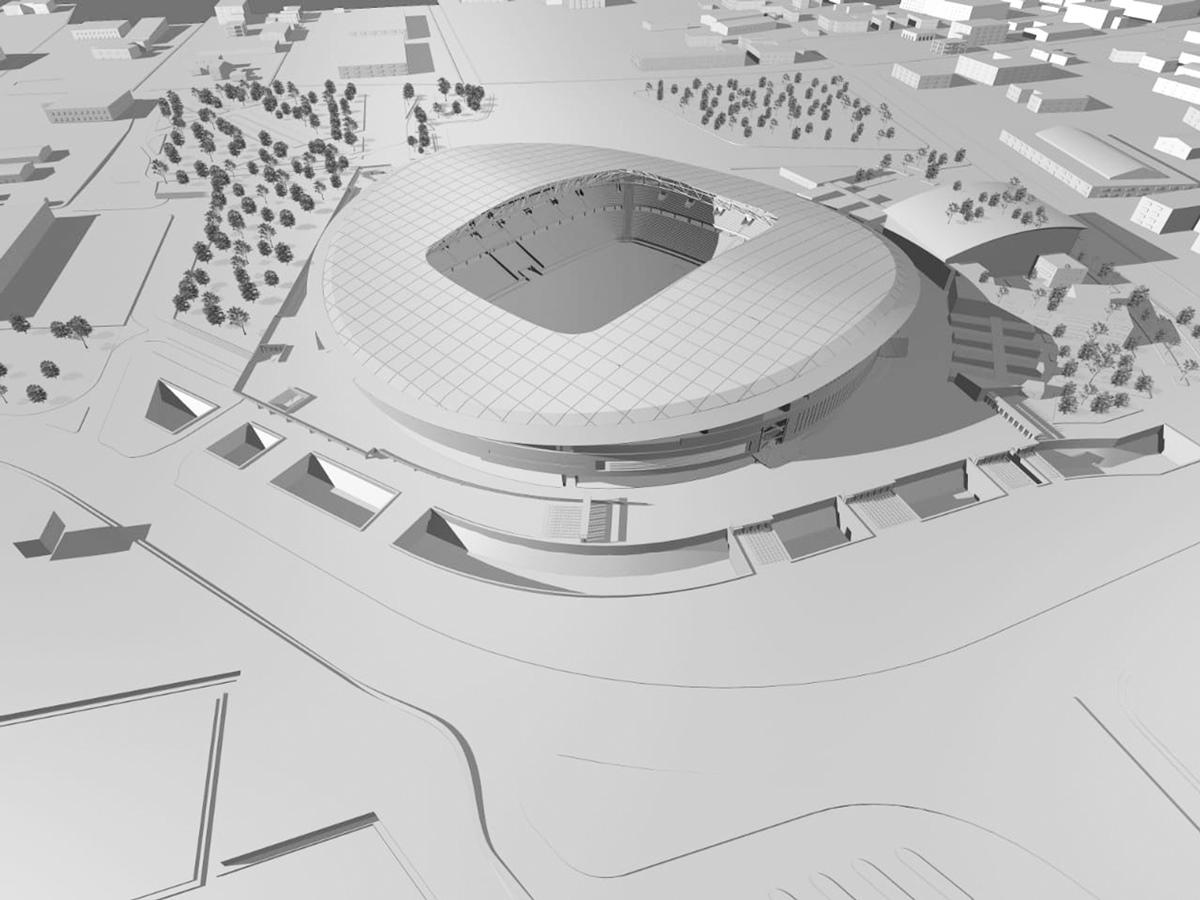 Παναθηναϊκός: Νέο γήπεδο