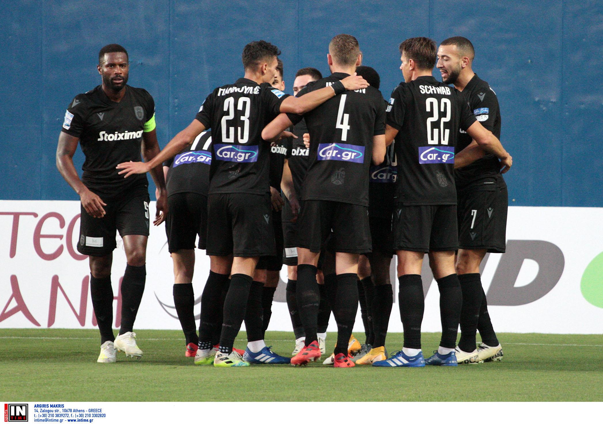 Ομόνοια – ΠΑΟΚ: Ορίζει τη μοίρα του στο Europa League