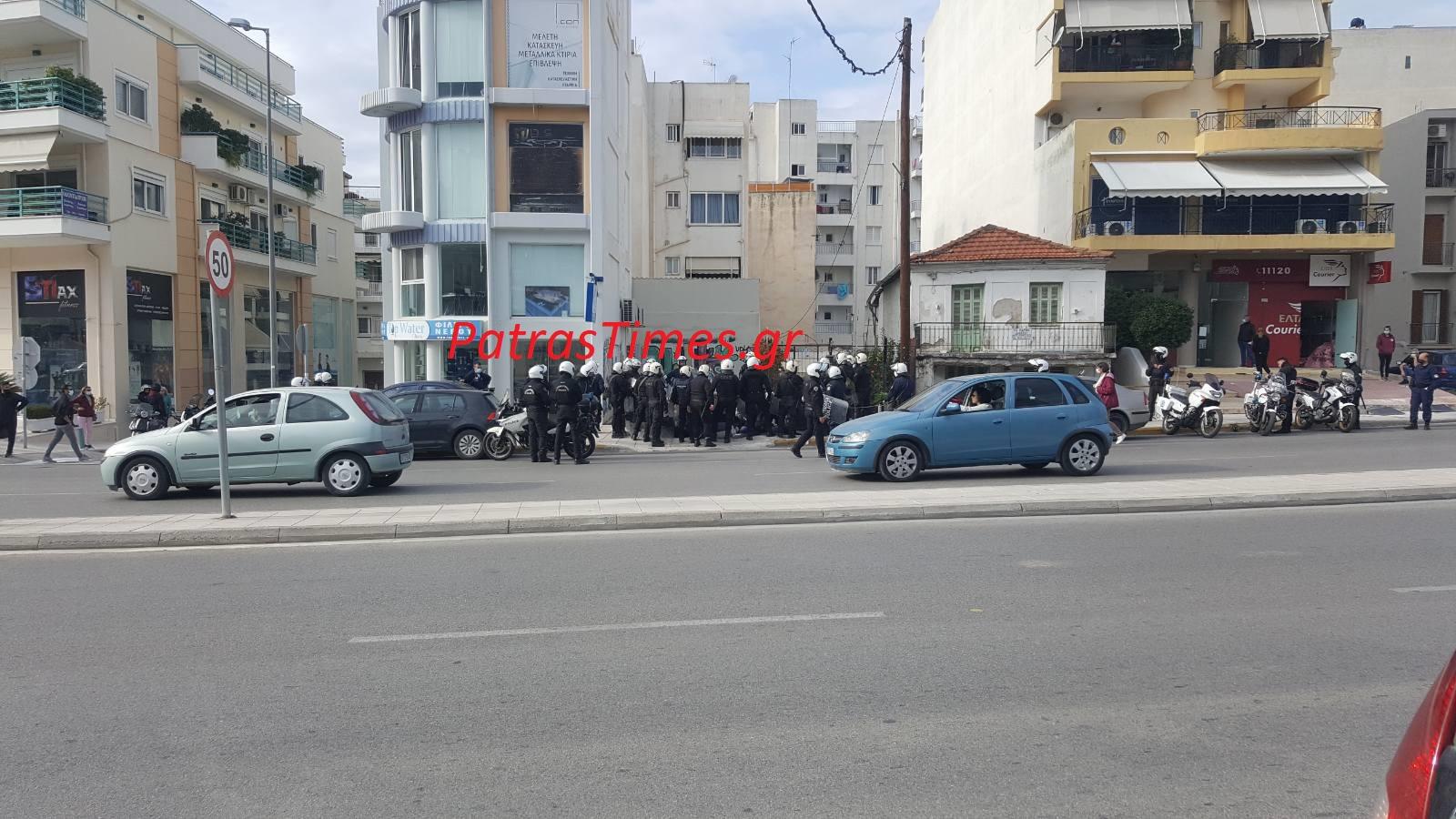 Πάτρα αστυνομία