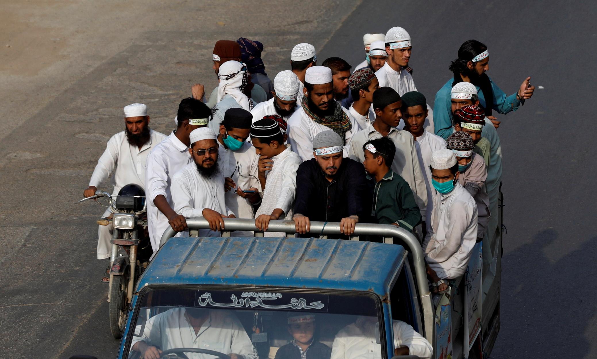 Τραγωδία στο Πακιστάν: 22 καλεσμένοι σε γάμο σκοτώθηκαν σε τροχαίο